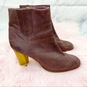 80%20 Larson Heeled Ankle Boot 10M